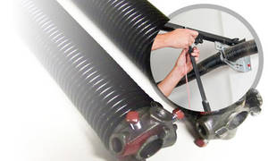 garage door spring repair Renton WA